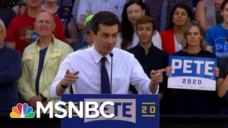 How Mayor Pete Buttigieg And President Donald Trump Handle Protesters | Morning Joe | MSNBC