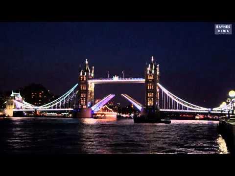Tower Bridge London unveils new lights