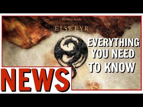 Elsweyr Trailer Explained