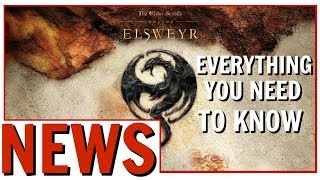 Elder Scrolls Online: Everything You Need To Know About Elsweyr & Season of the Dragon