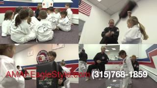 2014 Superkick Martial Arts Program for 3-5 year olds 2