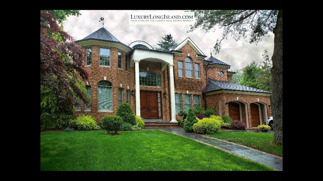 Luxury long island residences presented by maria babaev for Long island estates for sale