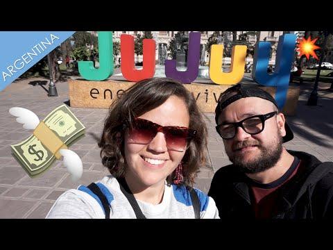 Llegamos a Jujuy en media crisis // San Salvador de Jujuy, Argentina