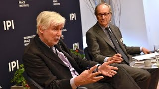Former Minister for Foreign Affairs of Finland Erkki Tuomioja on Sustaining Peace