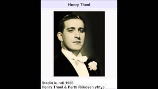 Henry Theel Stadin kundi