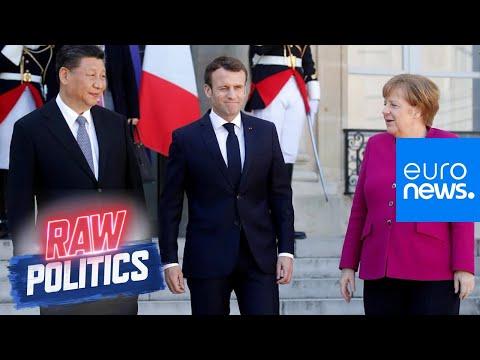 Raw Politics live: Brexit alternatives and copyright law latest