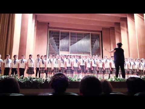 Choir of Tbilisi State Conservatoire