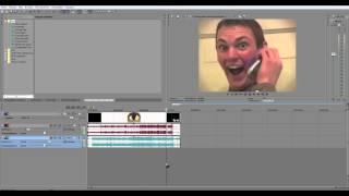 Уроки по Sony Vegas:Как ставить музыку на видео