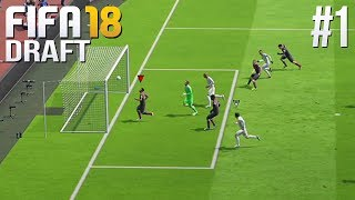 IK RED HET NET NIET! - FIFA 18 FUT Draft #1