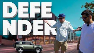 Land Rover Defender - Большой тест-драйв