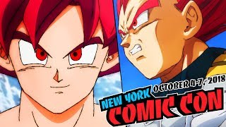 MASSIVE Dragon Ball Super Broly Movie Panel News (New York Comic Con 2018)