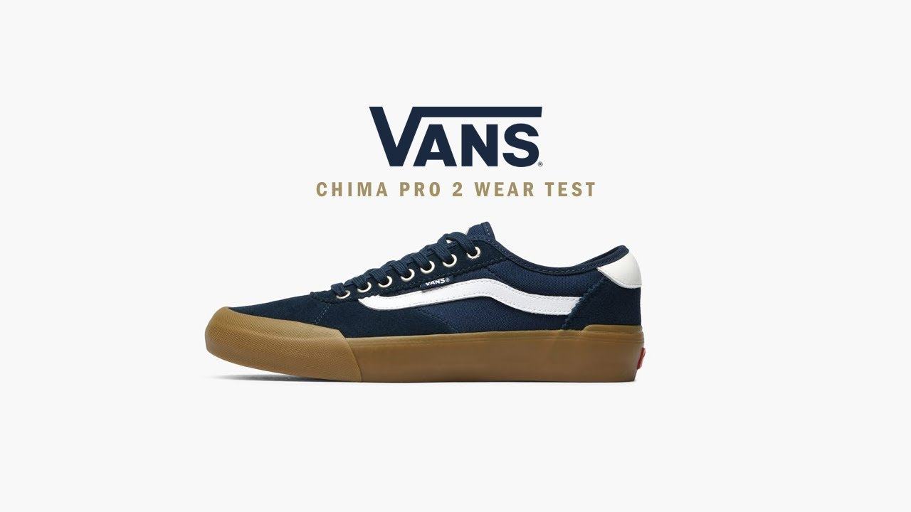 e497b58c774807 Vans Chima Pro 2 Wear Test - IAPI Skateplaza (iPhone SE) - YouTube