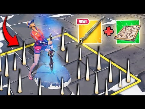THE INFINITY SWORD TRAP! - Fortnite Funny Fails and WTF Moments! #409