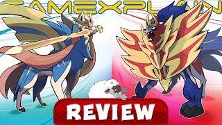 Pokémon Sword & Shield - REVIEW (Nintendo Switch) (Video Game Video Review)