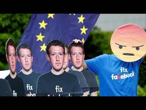 Facebook accused of mass surveillance