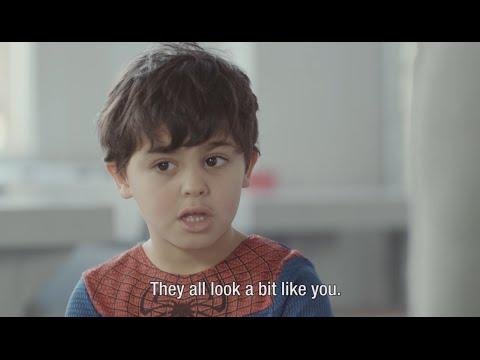 Dutch children apologize for terrorism