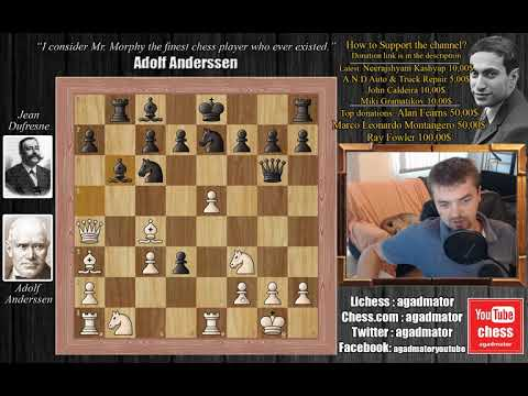 Download Most Beautiful Chess Game Ever Played - The Evergreen Game