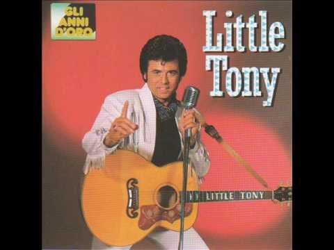 little tony - il ragazzo col ciuffo