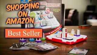 Shopping on Amazon-Laser Maze Logic Game