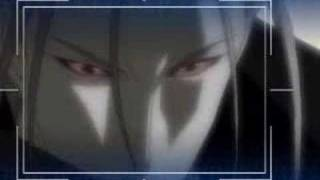 Song:- Voodoo By:- Godsmack Anime:- Trinity Blood.