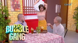Bubble Gang: Hubad na restaurant