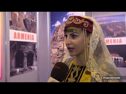 Reporteros 360: Fitur, la vuelta al mundo en Madrid