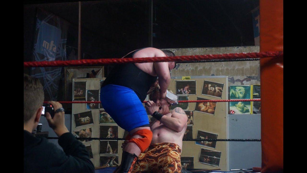 Hardcore Mixed Wrestling 121