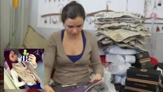 Распаковка посылки - кеды, пледы, куртки и т.д. с быстрой доставкой(, 2016-06-16T15:52:08.000Z)