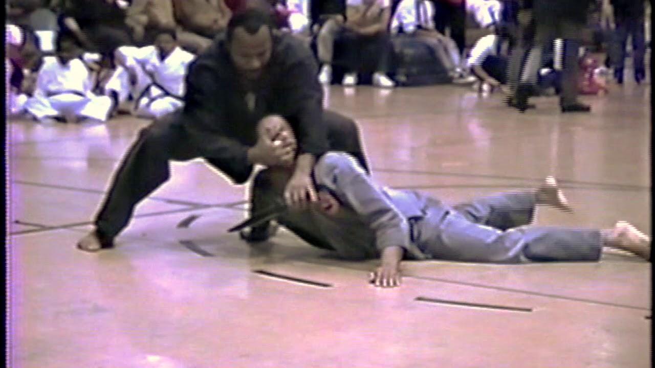 Vintage Soke Little John Davis & Grandmaster Anthony Muhammad Demo