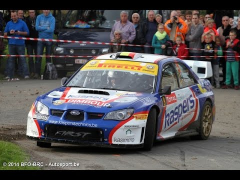 Best Of Subaru Impreza Rally Sounds (HD)