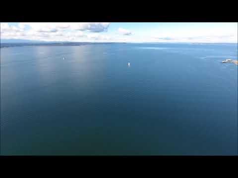 03182018 Shoreline Puget Sound   visiting sailboat 2x