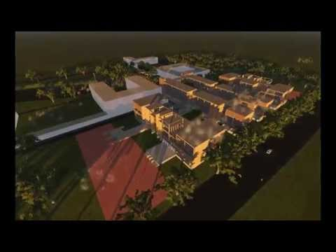 Design proposal of School of Architecture, Planning & Landscape Architecture - RUET