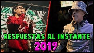 Las MEJORES RESPUESTAS al MOMENTO de lo que va del AÑO 2019...