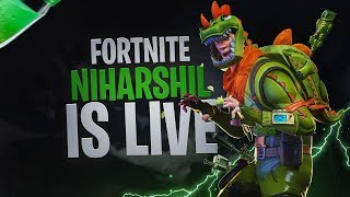 JI HAAN MUJHE PATA HAI MAIN NOOB HU //FORTNITE INDIA//USE CODE-NIHARSHIL-YT/CONTROLLER TO M/K