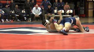 Penn State Wrestling rolls over Illinois for B1G Crown