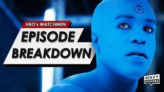 WATCHMEN: Episode 9 Breakdown & Ending Explained | All Easter Eggs, Season 2 Predictions & Theories