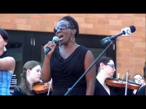 Katrina Scott Sings the National Anthem.mov