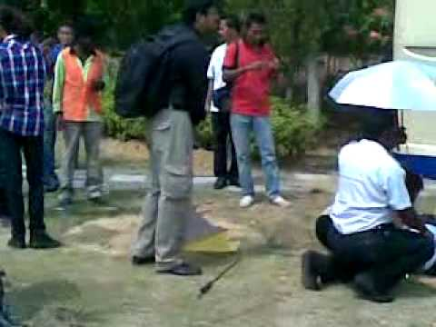 Accident at Cyberjaya 2