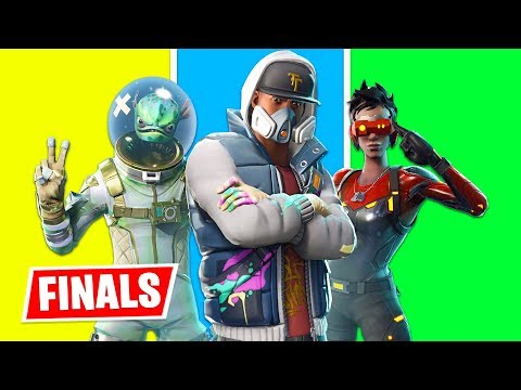 Fortnite TRIOS CASH CUP $1,000,000 Tournament FINALS!! (Fortnite Battle Royale)