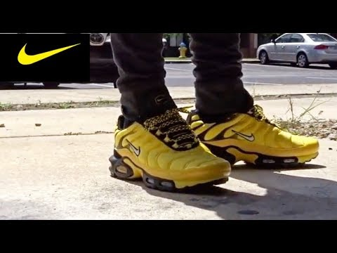 huge selection of 6eae5 9ceb8 Nike Air Max Plus On Feet  Review
