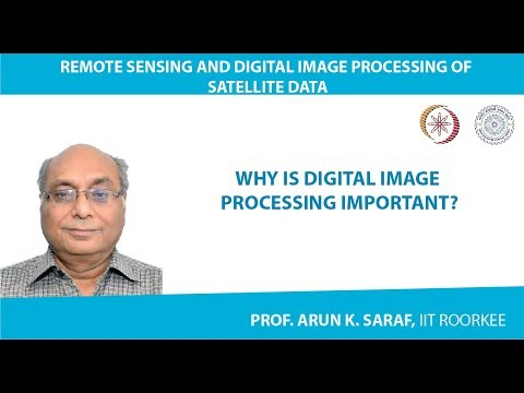 Why is Digital Image processing Important?