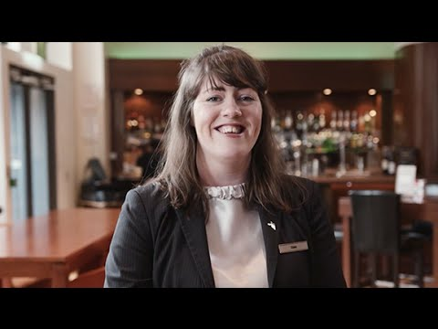 What Makes Ciara Smile at Marriott?