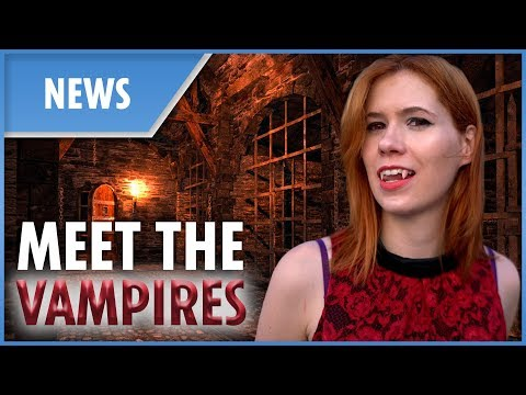 Meet The Vampires: The Kinky Texans Who Drink Blood