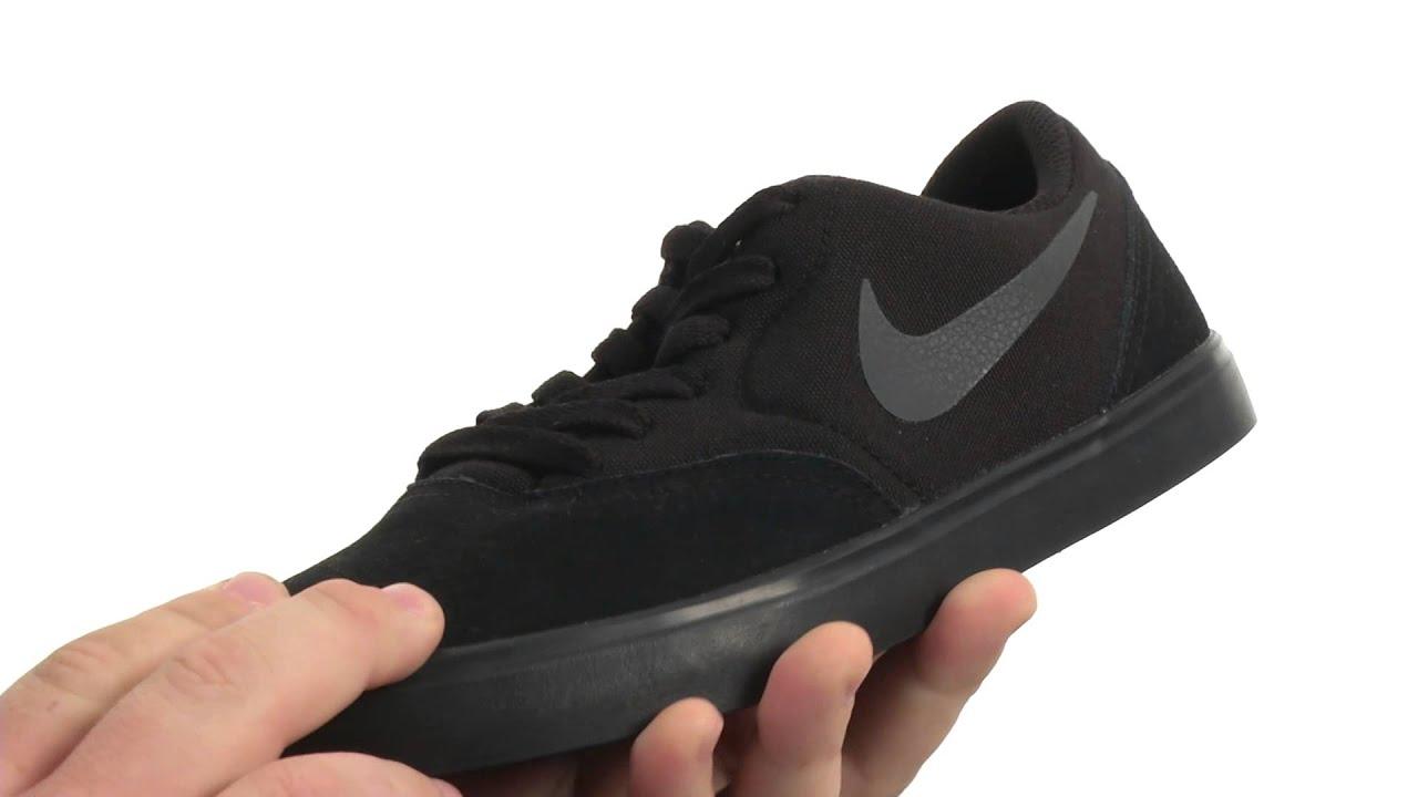 Nike Sb Kids Sb Check Big Kid Sku 8456482 Youtube