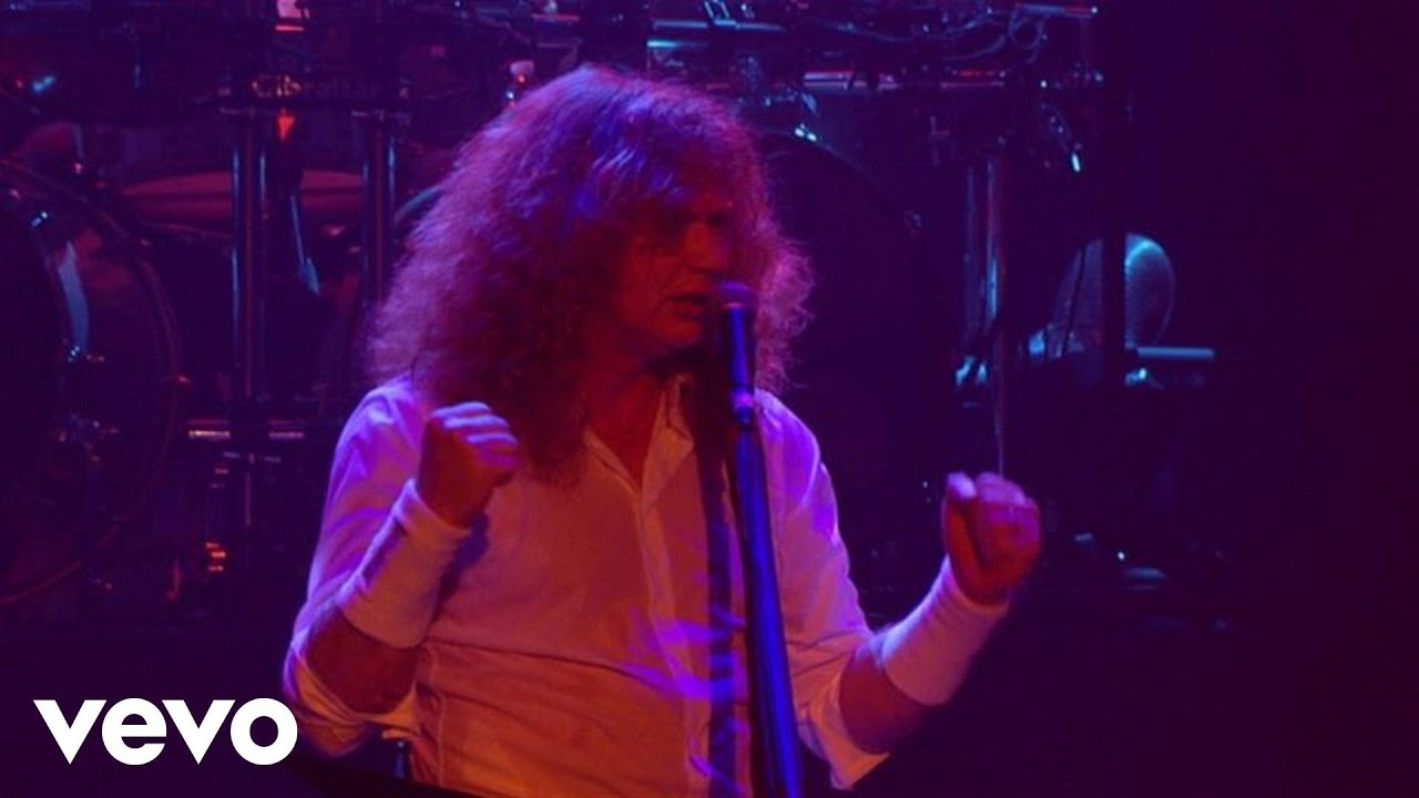 countdown to extinction live at the fox theater2012