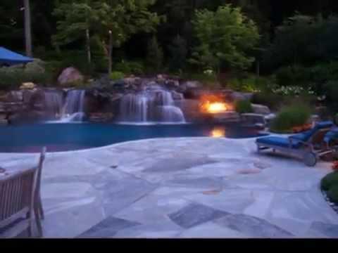 Gunite Pool Design Ideas - YouTube