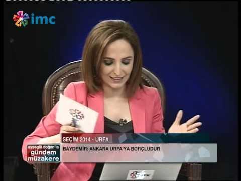 Gündem Müzakare: Osman Baydemir