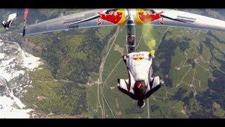 Wingsuit 2015 - EPIC Wingsuit video - wingsuit act