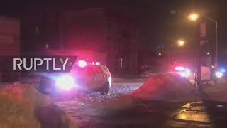 USA: Carbon Monoxide leak kills at least one in Perth Amboy, N…