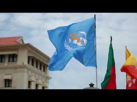 Sixty-ninth  Regional Committee of WHO South-East Asia, Colombo, Sri Lanka